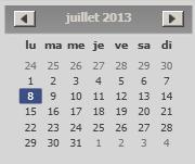calendrierWPF