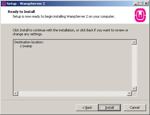 install_wamp5