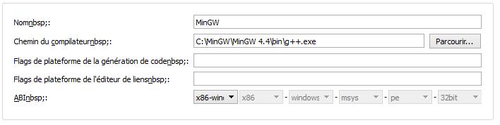 compilateur_mingw